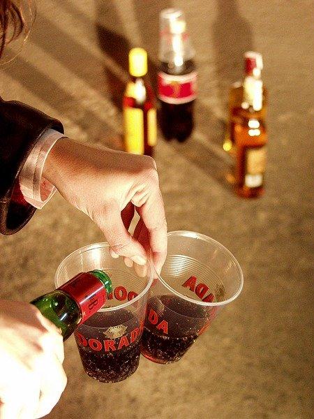 Relación entre consumo de alcohol y accidentes