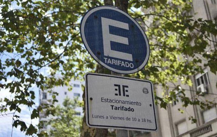 estacionamiento tarifado Montevideo