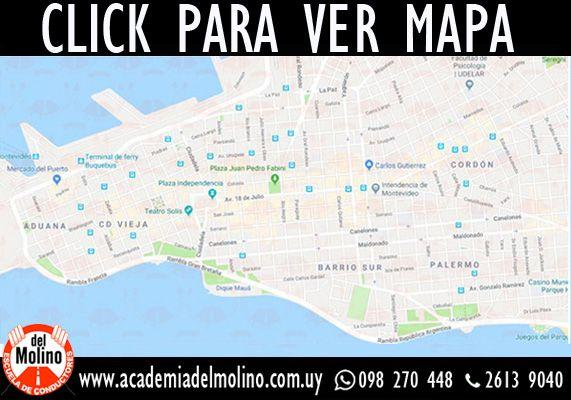 Estacionamiento tarifado en Montevideo