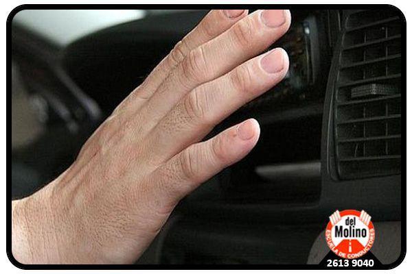 Aire acondicionado del auto