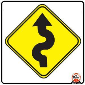 camino sinuoso derecha