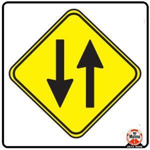 aviso doble circulación