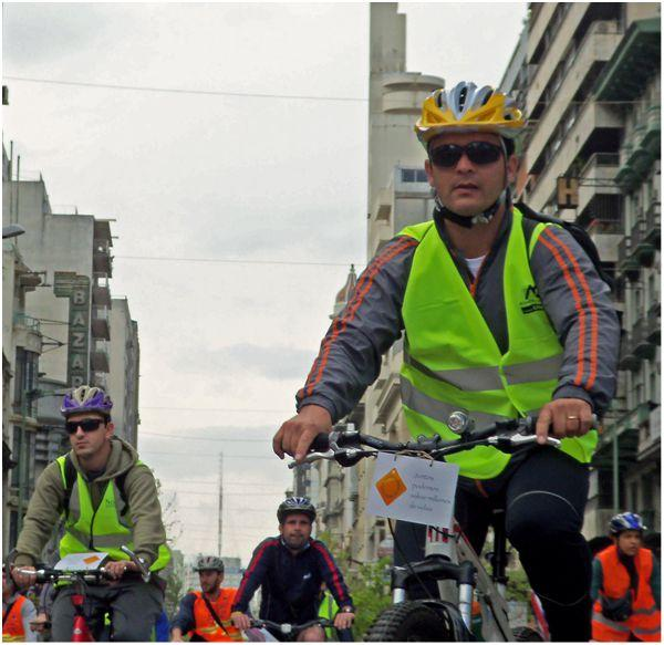 Guia y reglamento de Bicicletas en Uruguay