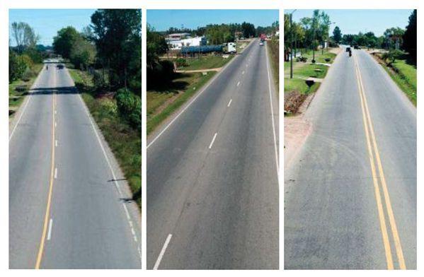 conducir con lineas de calles