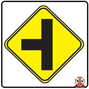 camino a la izquierda